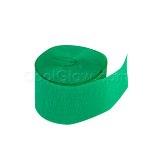 Green Apple Crepe Paper- 81ft