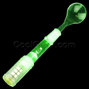 LED Spoon - Green