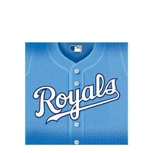 Kansas City Royals Luncheon Napkins- 36ct