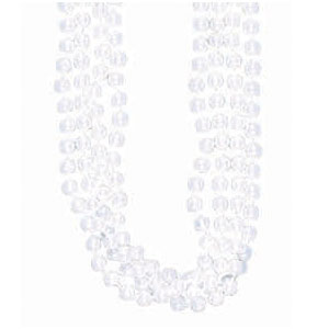 Pearl Bead Necklaces- 4ct