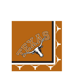 Texas Luncheon Napkins- 20ct