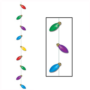 Christmas Light Bulb Stringer - 6.5ft