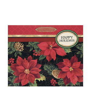 Holiday Enchantment Gift Bag- 12 Inch