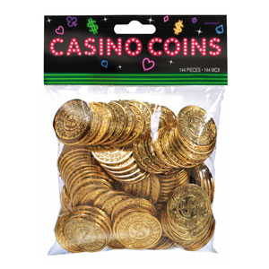Gold Coins- 144ct