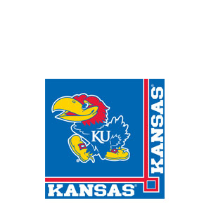Kansas Beverage Napkins