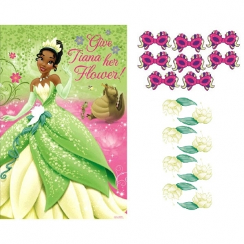 Disney Tiana Party Game