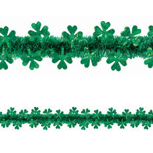 Shamrock D-C Prismatic Garland-Green
