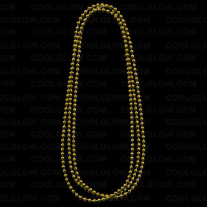 Beads- Metallic Gold