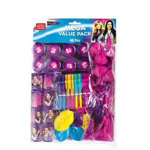 iCarly Favor Pack- 48pc