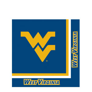 West Virginia Luncheon Napkins