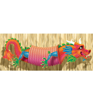Chinatown Accordion Dragon