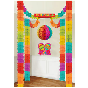 Fiesta All-in-One Decorating Kit- 20ft