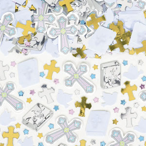 Communion Mega Value Confetti