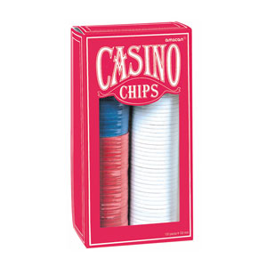 Poker Chip Set- 150ct