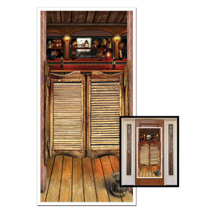 Saloon Door Cover- 5ft