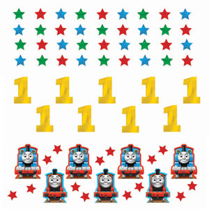 Thomas the Tank Confetti- Assorted