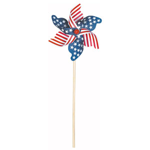 Stars Stripes Pinwheel