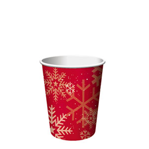 Snowman Carols 9 oz. Cups