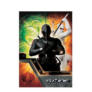 GI Joe Loot Bags- 8ct