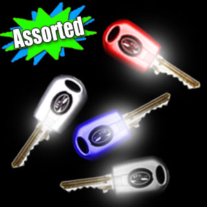 Light Up Key Holder