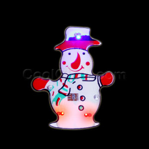 Flashing Snowman Blinky