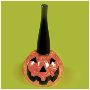 Pumpkin Nail Polish