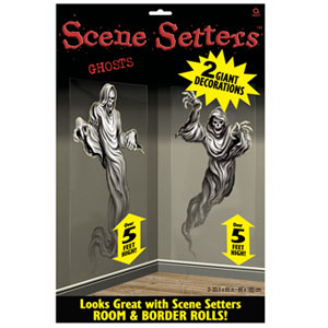 Ghosts Scene Setter- 5ft 2ct