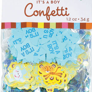 It's a Boy Confetti - 1.2 oz
