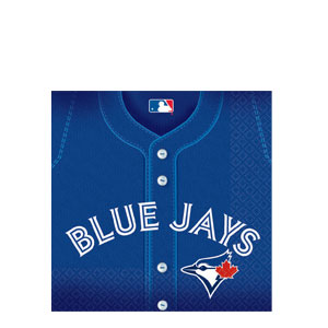 Toronto Blue Jays Luncheon Napkins- 36ct