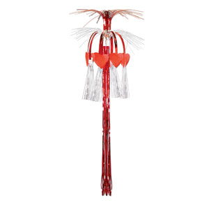 Heart Cascade Hanging Column