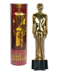 Awards Night Male Statuette 9 Inch