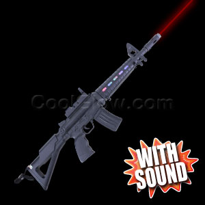 LED Rifle