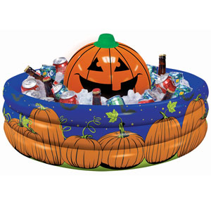 Inflatable Pumpkin Cooler- 28in