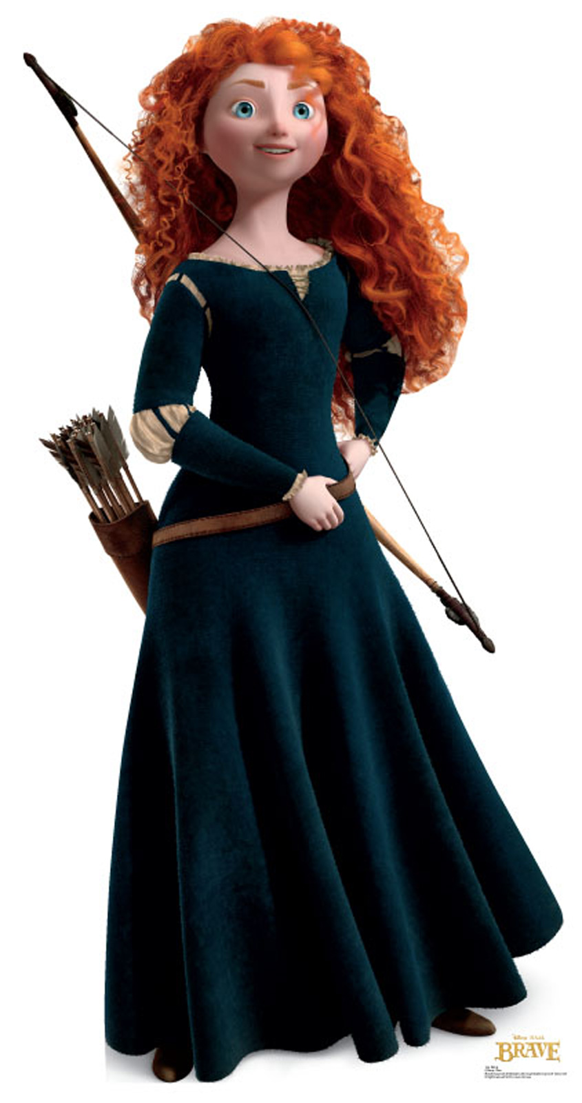 Disney Brave Merida Standup