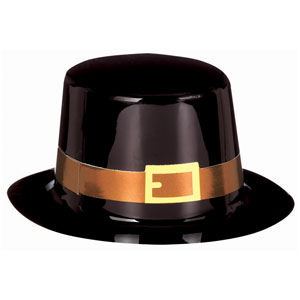 Pilgrim Mini Top Hat- 4 Inch