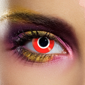 Novelty Contact Lenses - Assassin