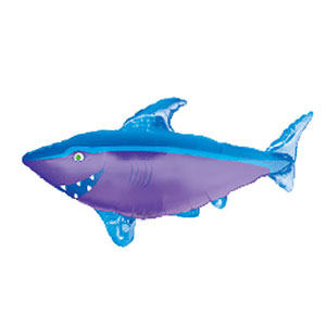 Shark Shape Balloon- 41in