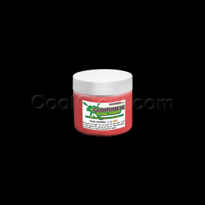 Glominex Glow Paint 2 oz Jar Red