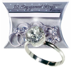 Engagement Rings- 12ct