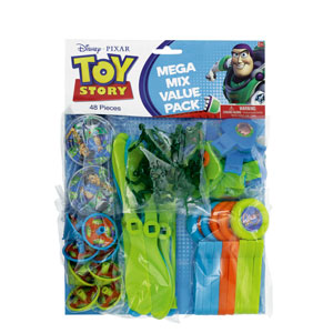 Toy Story 3 Favor Pack- 48pc