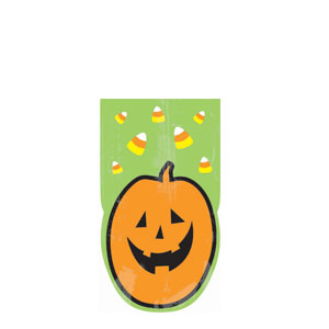 Pumpkin Goody Bags- 20ct
