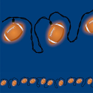 Football Electric Lights- 14ft
