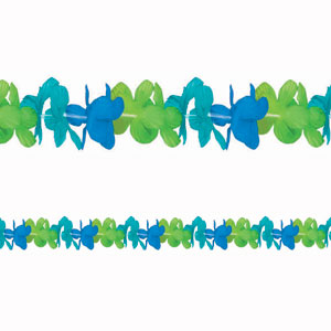Cool Summer Flower Garland- 12ft