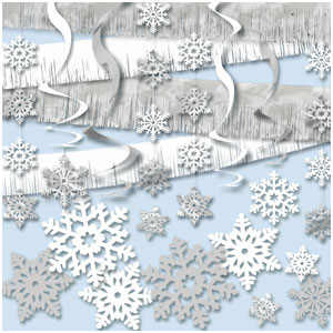 Winter Wonderland Decorating Kit- 22pc