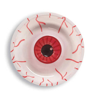 Eye Ball Chip and Dip Tray- 12in