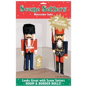 Nutcracker Suite Scene Setter- 5ft