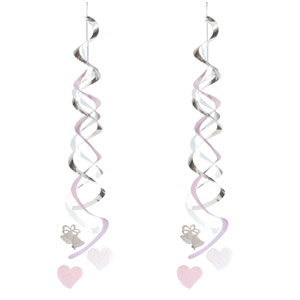 Wedding Deluxe Danglers- 2ct