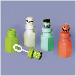 Halloween Topped Bubbles- 24ct