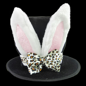 Playful Bunny Ears Hat