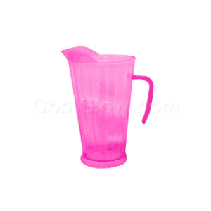 Neon Pink 60 Ounce Pitcher